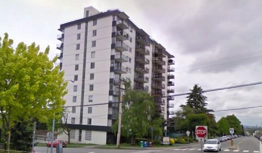 Sold!  Regency Tower - 706 Queens Avenue, New Westminster