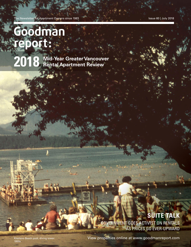 Goodman Report: 2018 Mid-Year Review