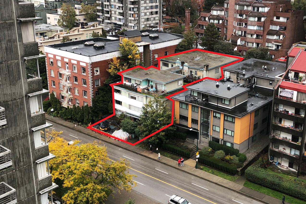 Sharon Apartments