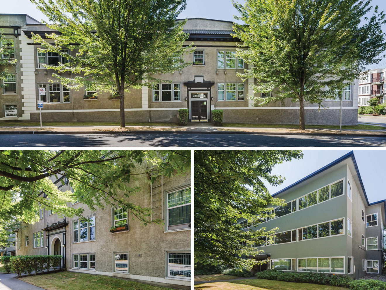 South Granville Apartment Portfolio