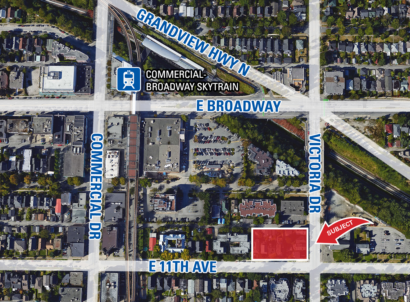 Grandview-Woodland - 11th Ave & Victoria Drive, Vancouver - Goodman