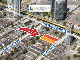 Metrotown High-Density Site