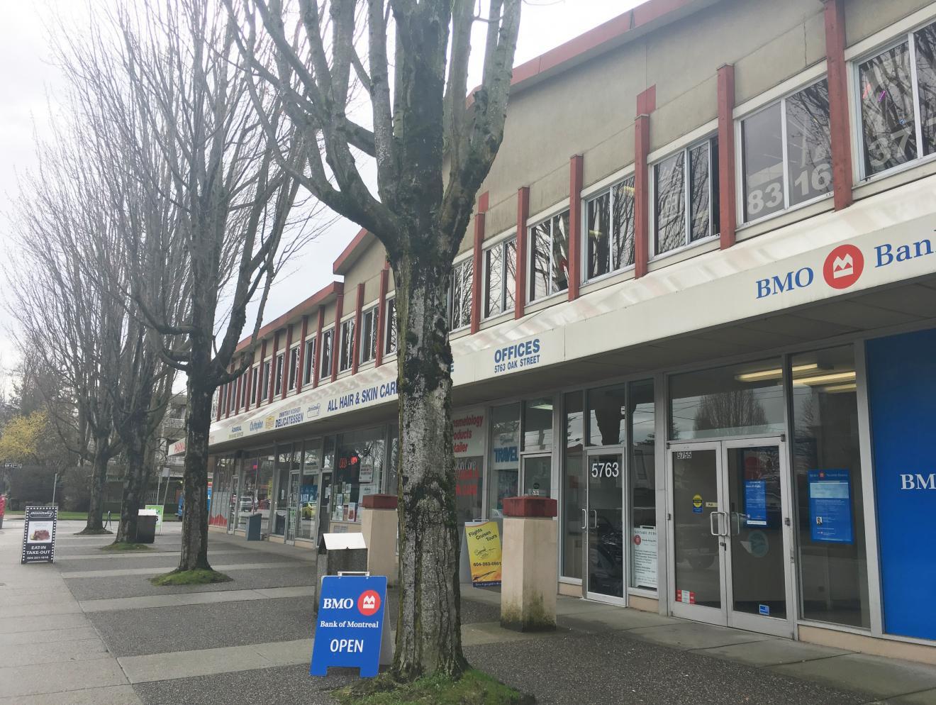 Goodman Development Site 5763 5775 Oak Street Vancouver