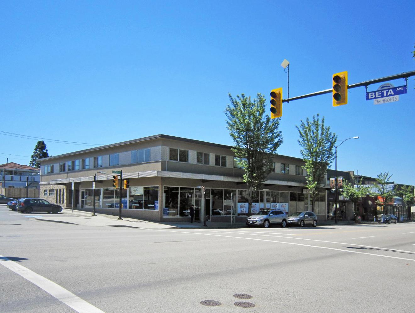 Mixed-Use Investment Property