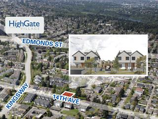 Edmonds Townhouse Redevelopment Site